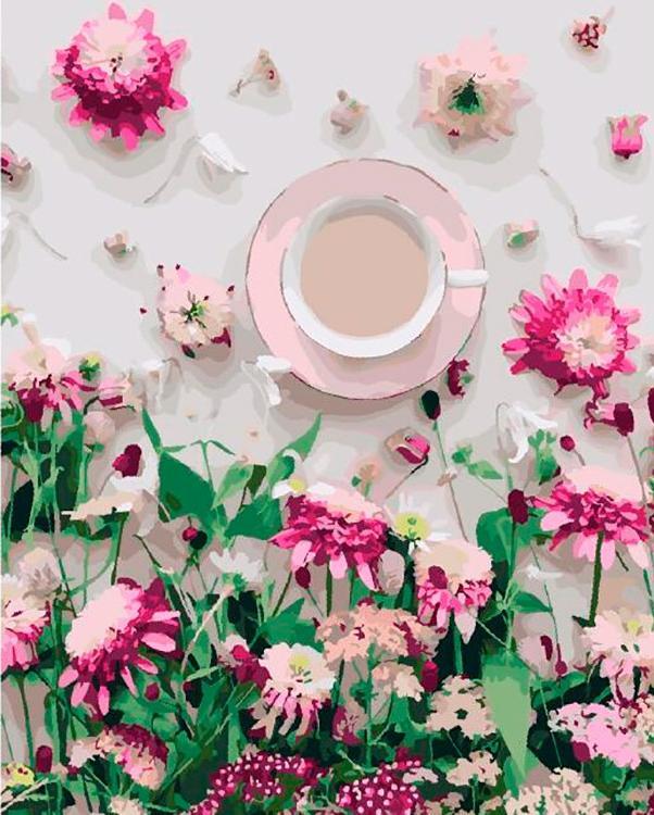 Купить Картина по номерам «Чудесное утро», Paintboy (Premium), Китай, GX28149/PK24042