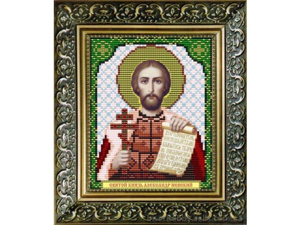 Купить Рисунок на ткани «Св.Кн.Александр Невский», Арт Соло, VIA5026