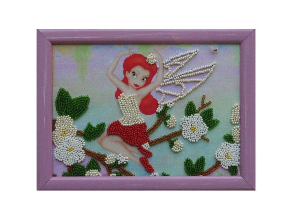 Купить Рисунок на ткани «Фея», Butterfly, 919