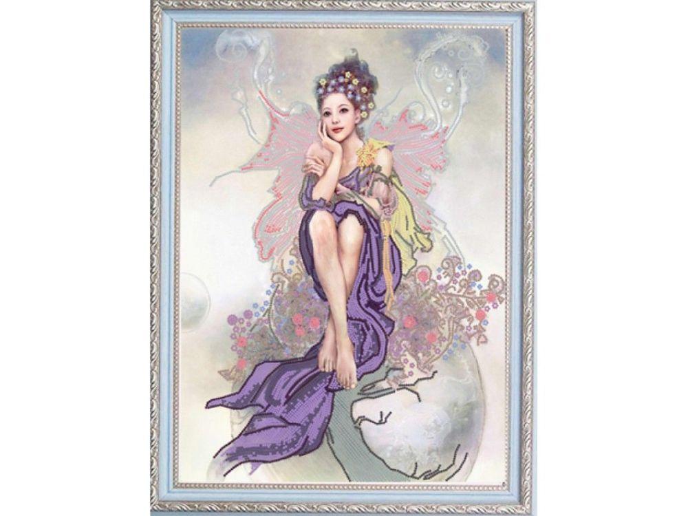 Купить Рисунок на ткани «Фея», Конёк, 8445