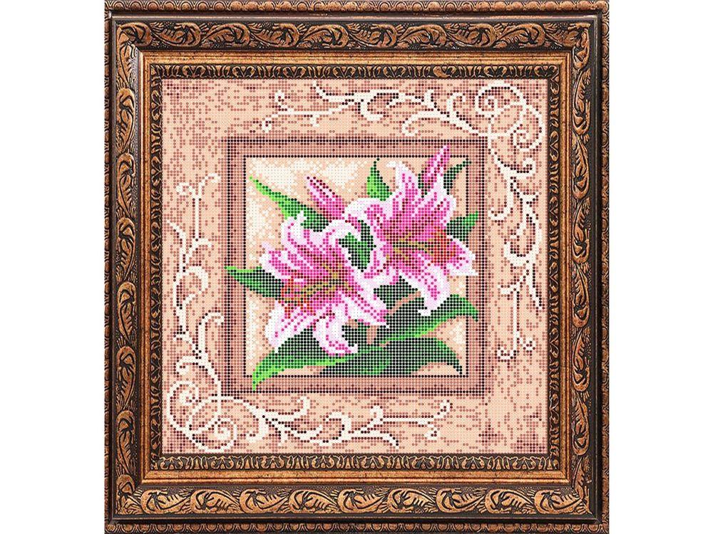 Купить Рисунок на ткани «Лилии», RK LARKES, К3199