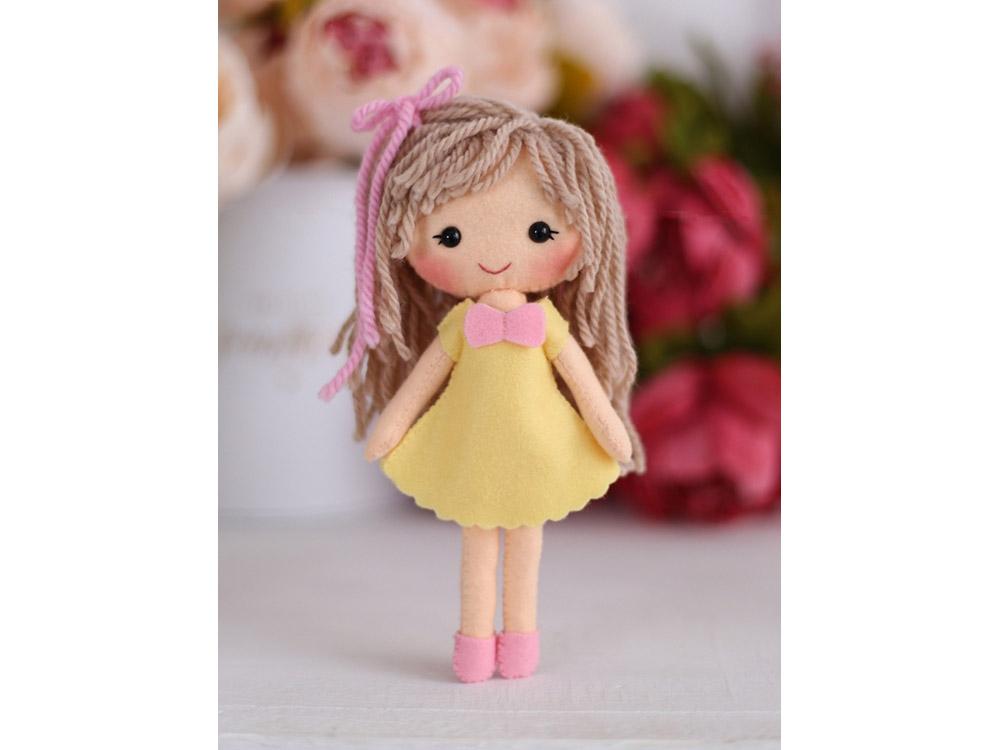 Купить Набор для шитья игрушки «Куколка Алиса», ТУТТИ, высота 20 см, 05-47