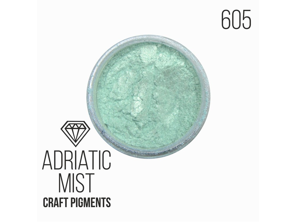 Купить Пигмент минеральный туман Адриатики (Adriatic Mist) 10 мл, CraftPigments, Craftsmen.store, MP-605