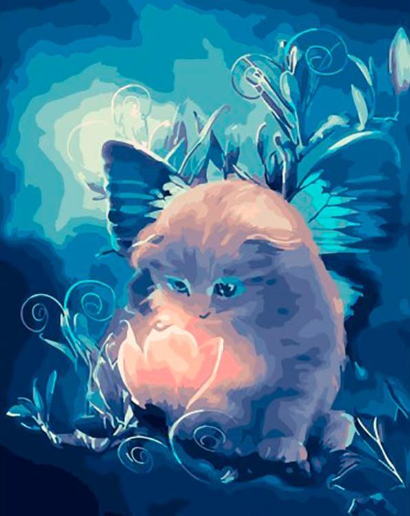 Днем рождения, котята анимация необычная