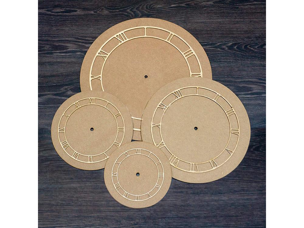 Купить Набор для создания часов, диаметр 24 см, ResinArt, 00001140_24