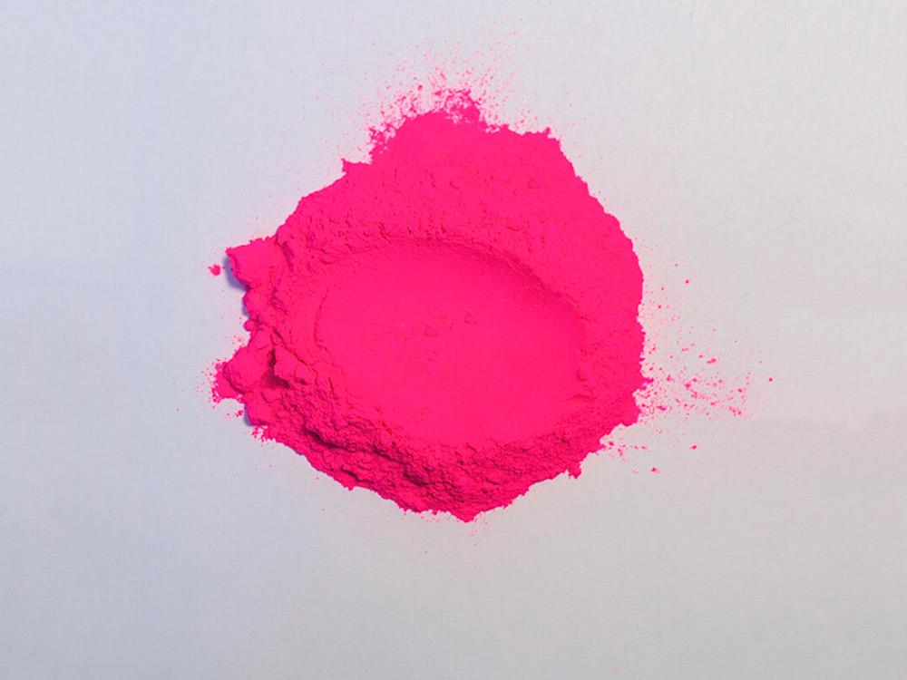 Купить Флуоресцентный пигмент для смолы - розовый 10 мл, ResinArt, fl-rozoviy