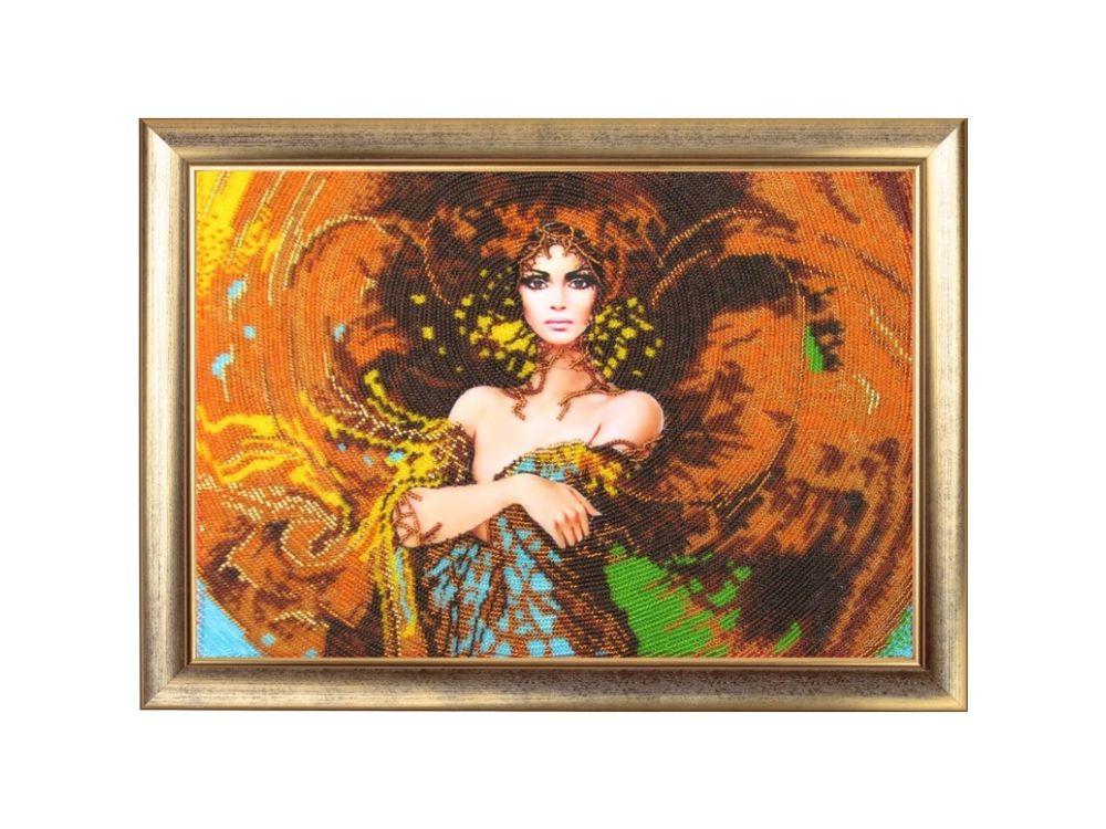 Купить Вышивка бисером, Набор для вышивания бисером «Селена», Butterfly, 24x34 см, 431