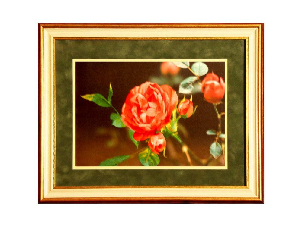 Купить Набор для вышивания «Розовые мечты», Рисуем иглой, N0026
