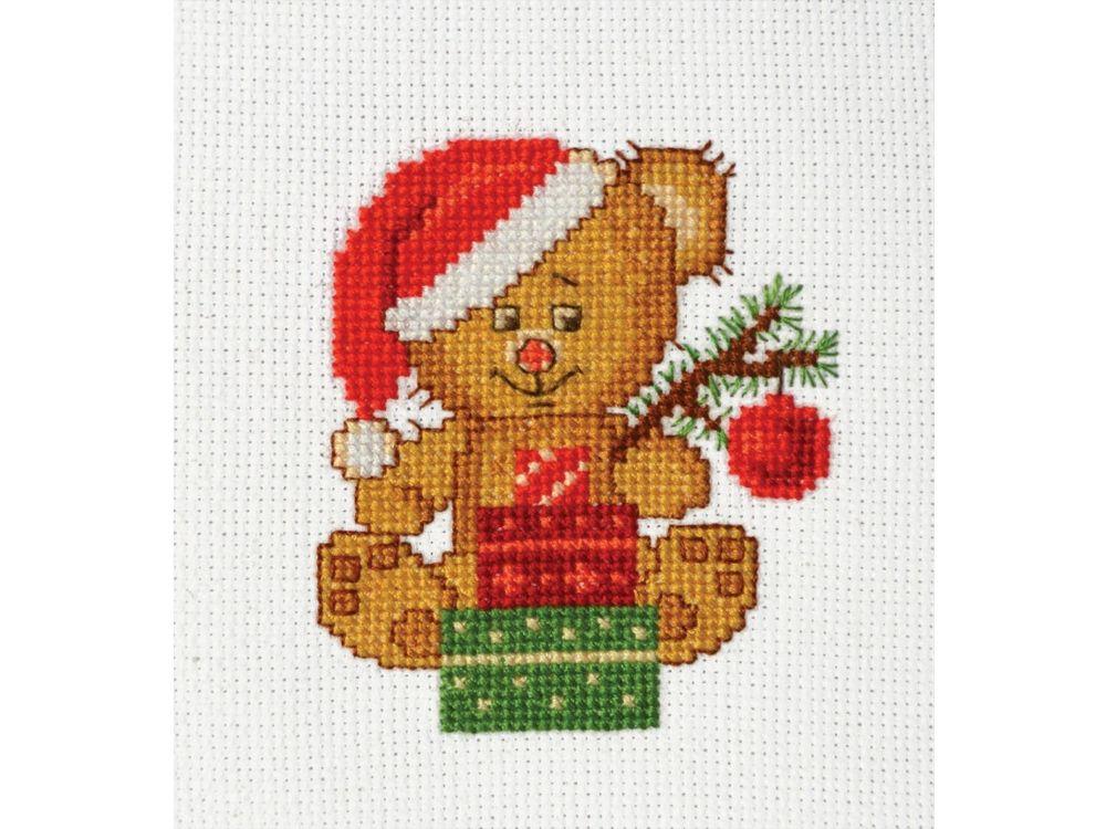 Купить Набор для вышивания «Новый год», Повитруля, П1-039