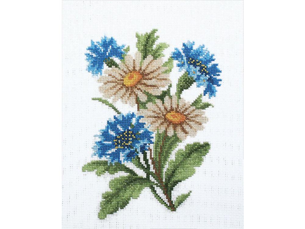 Купить Набор для вышивания «Полевые цветы», Повитруля, П6-004
