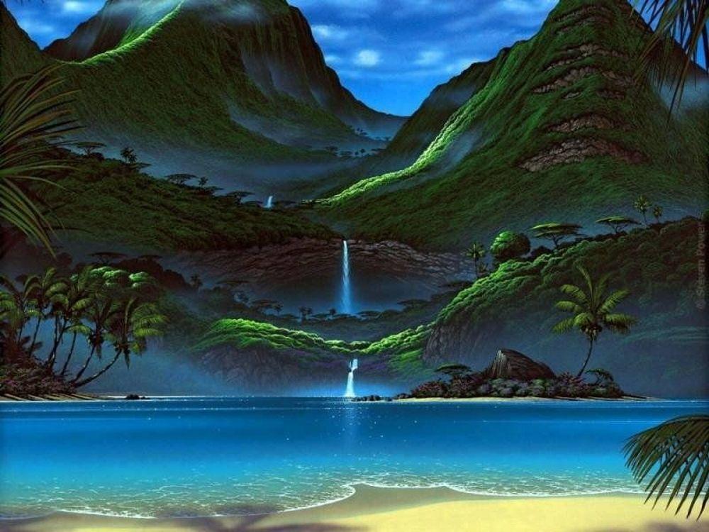 Острова проклятых картинки перед