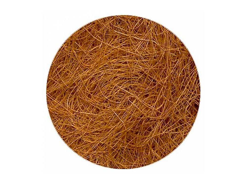 Купить Сизалевое волокно, цвет: светло-коричневый 20 г, Blumentag, натуральное волокно, BHG-20-sk