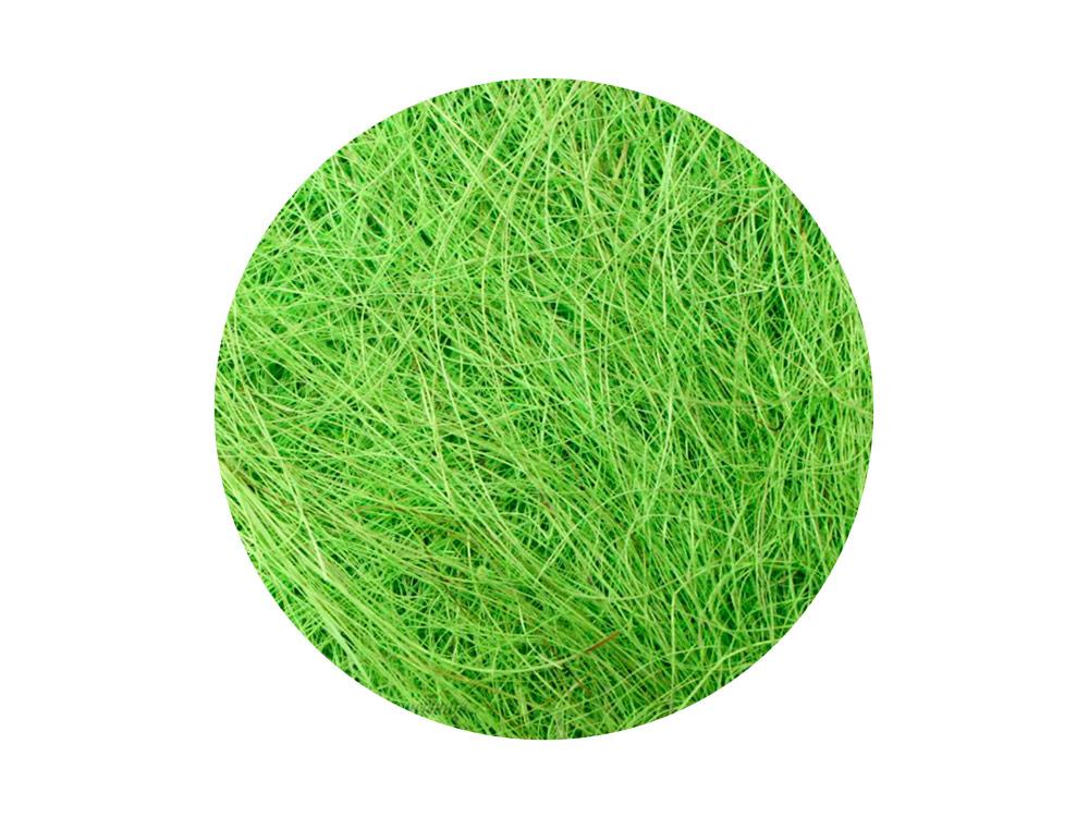 Купить Сизалевое волокно, цвет: светло-зеленый 20 г, Blumentag, натуральное волокно, BHG-20-sz