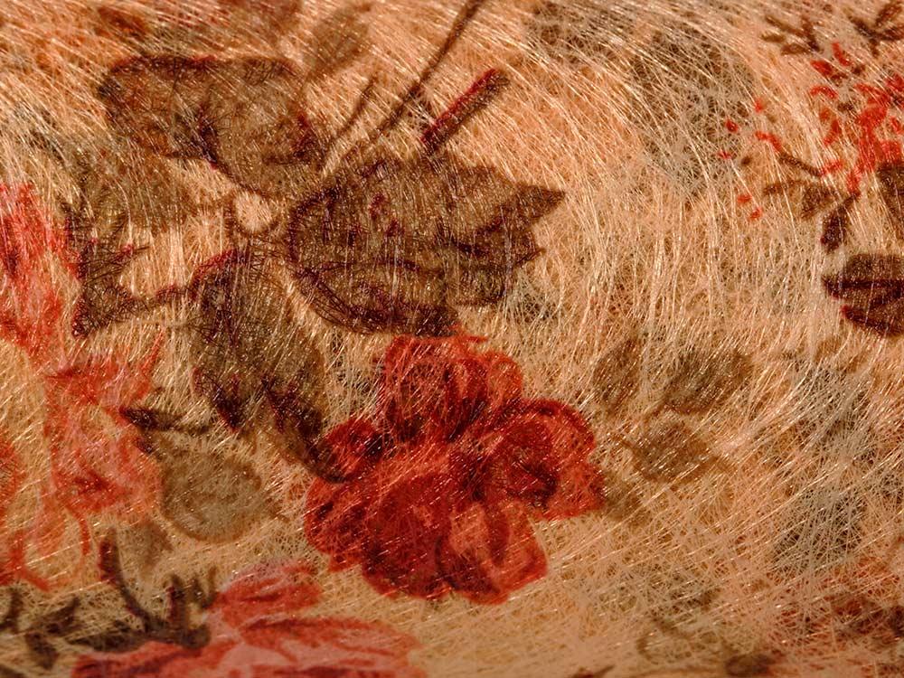 Купить Флористический фетр PNW-35, цвет: 03 желтый (цветы), 10 м, Blumentag, флористический фетр (100% полиэстер), PNW-35-03