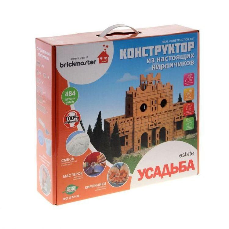 Купить Конструктор из кирпичиков Brickmaster: «Усадьба» (484 дет), 106