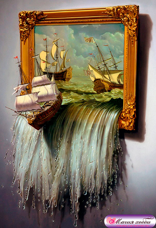 папертоль корабль