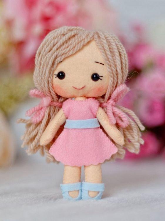 Купить Набор для шитья «Малышка Диана», высота 15 см, 05-52