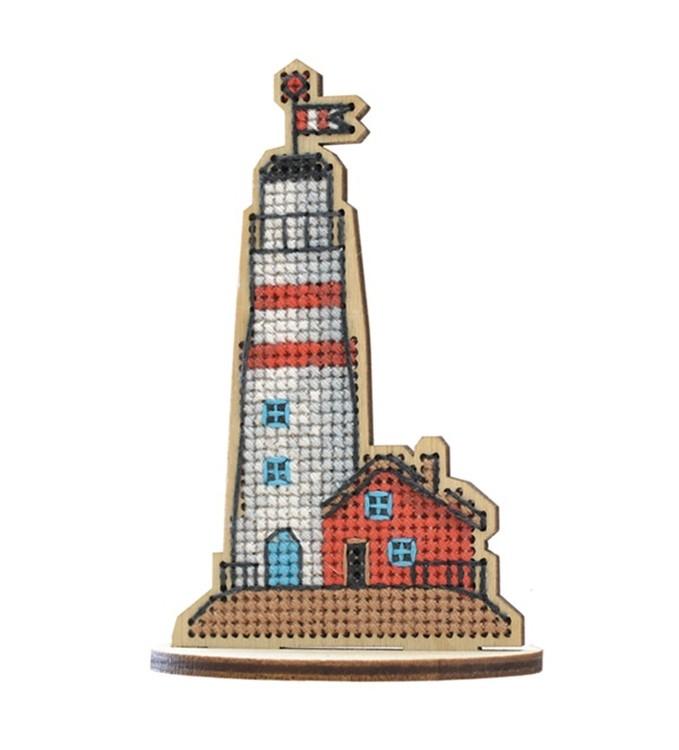 Купить Вышивка крестом, Набор для вышивания «Маячок», Овен, 5, 5x9, 5 см, 1194