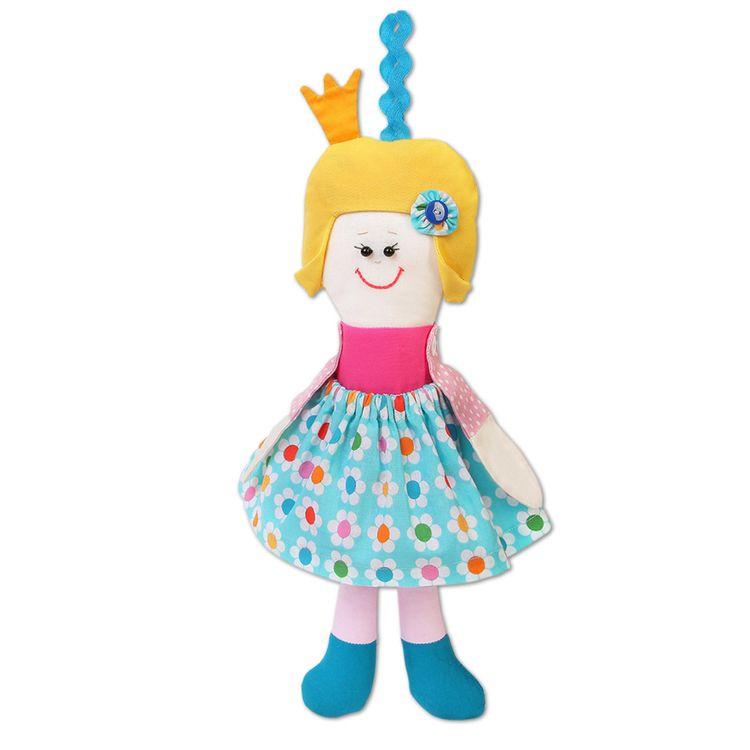 Купить Набор для шитья «Органайзер для заколок. Принцесса», Miadolla, высота 39 см, OR-0106