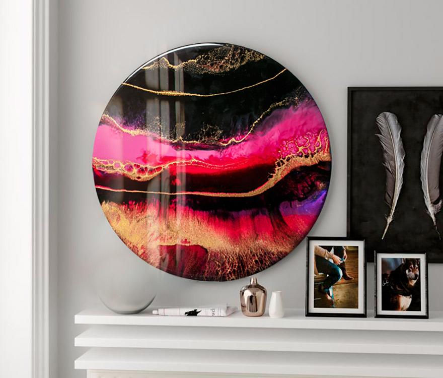Купить Набор для создания картины эпоксидной смолой Resin Art Blong, blong-nabor