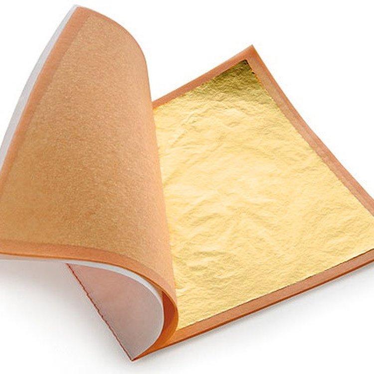 Купить Поталь листы золото, 14х14см (25 шт.), Epoxy Master, 14x14 см, EM10