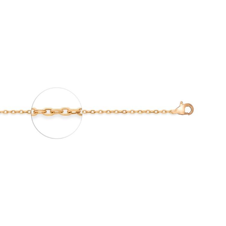 Купить Цепочка на шею под золото, 45см, Epoxy Master, 45 см, EMGC45