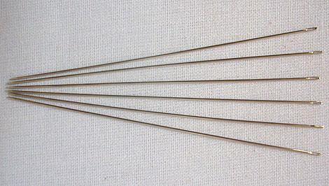 011 Вышивка бисером для начинающих пошагово