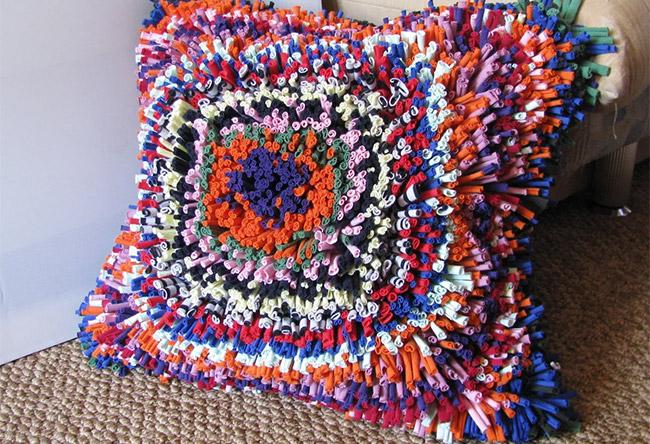 На фото изображено - Лоскутное шитье для начинающих, рис. Ляпочиха